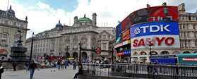Piccadilly Circus - Londra